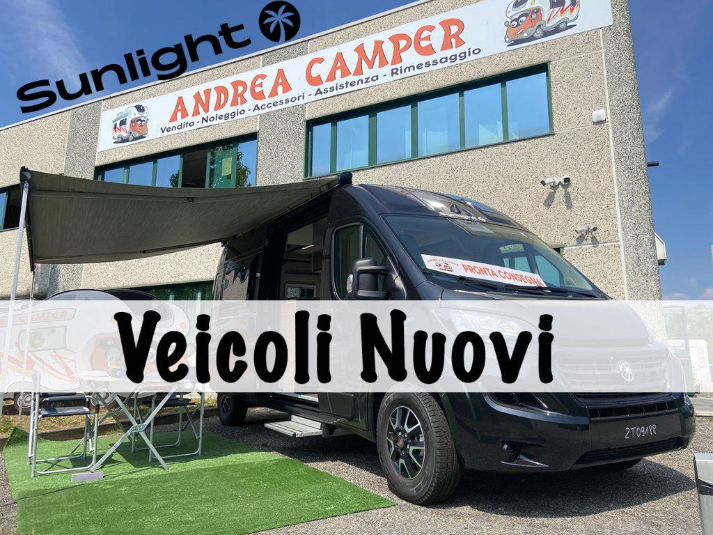 Camper Nuovi Sunlight